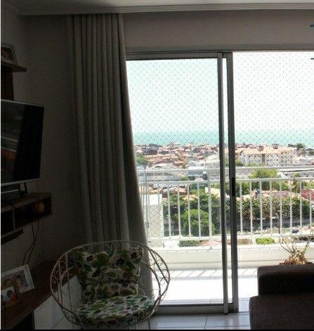 Apartamento com vista mar Condominio Bem Viver Club bairro Jacarecanga - Foto 18