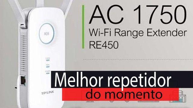 Repetidor TP-Link TL-RE450 AC1750