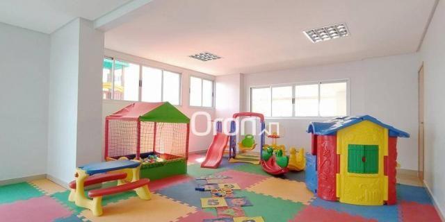 Apartamento com 2 dormitórios à venda, 56 m² por R$ 258.000,00 - Vila Rosa - Goiânia/GO - Foto 12