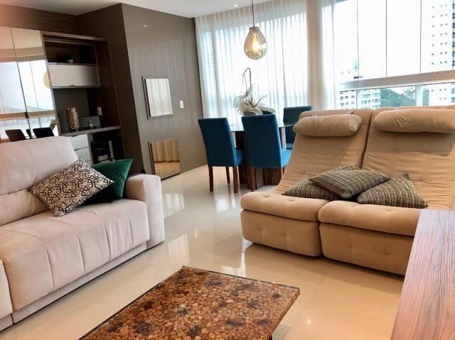 ***Apartamento Finamente Mobiliado com Vista Mar em Balneário Camboriú - Foto 15