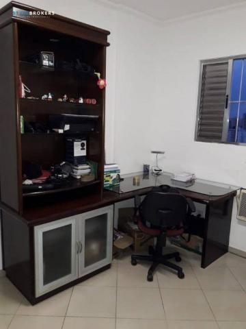 Apartamento no Edifício Caribe com 4 dormitórios à venda, 170 m² por R$ 320.000 - Baú - Cu - Foto 8
