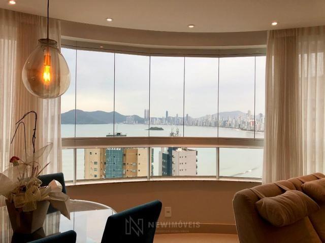 ***Apartamento Finamente Mobiliado com Vista Mar em Balneário Camboriú - Foto 2