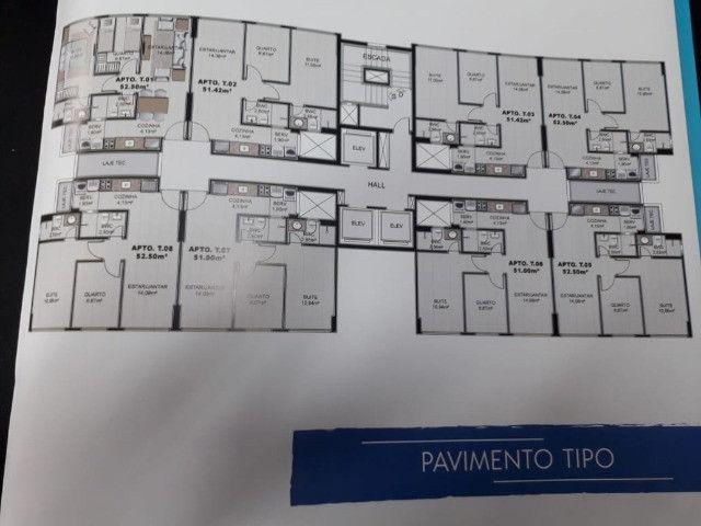 Lançamento no Barro Duro, 02 quartos, 51m2, Alicante Residencial - Foto 7