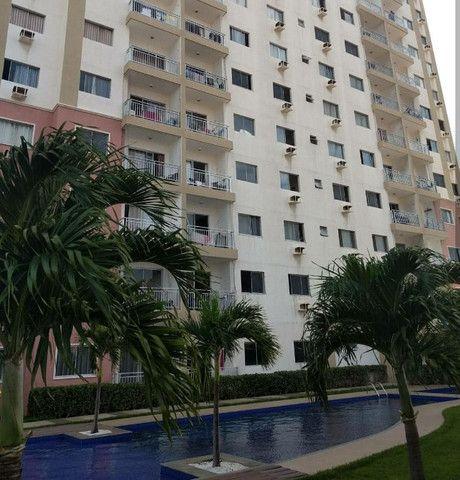 Apartamento com vista mar Condominio Bem Viver Club bairro Jacarecanga