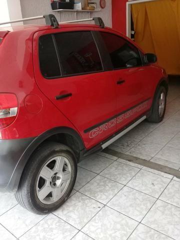 CrossFox 2007 Completo Vermelho
