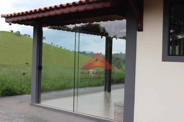 Sítio com 3 dormitórios à venda, 21000 m² por R$ 1.000.000,00 - Pouso Alto - Pouso Alto/MG - Foto 3