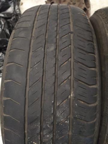 Pneu Bridgestone Dueler Par aro 17 Hilux 265/65-17 - Foto 2