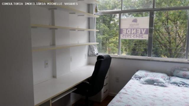 Apartamento para Locação em Teresópolis, ALTO, 1 dormitório, 1 banheiro - Foto 4