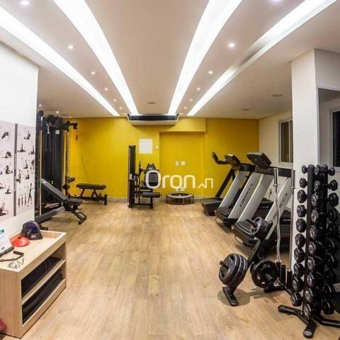 Apartamento Duplex com 2 dormitórios à venda, 145 m² por R$ 923.000,00 - Setor Oeste - Goi - Foto 6