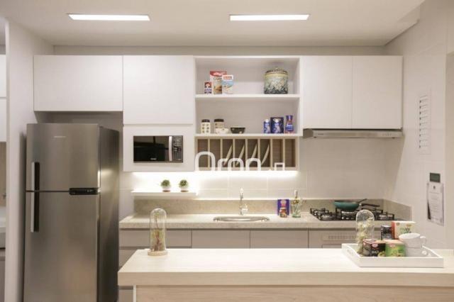 Apartamento à venda, 64 m² por R$ 301.000,00 - Setor Bueno - Goiânia/GO - Foto 5