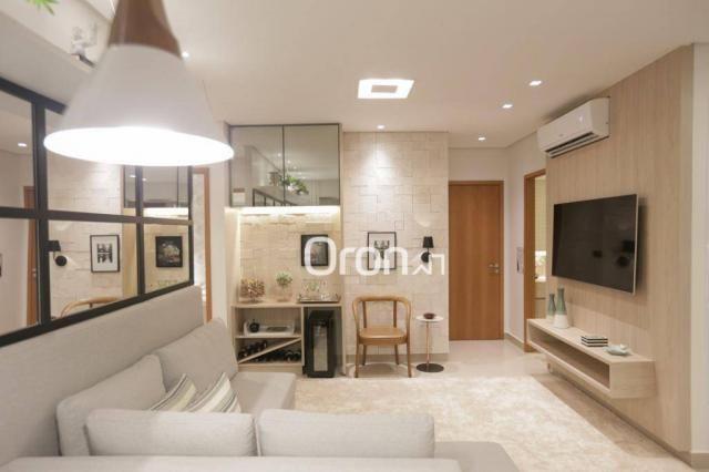 Apartamento à venda, 64 m² por R$ 301.000,00 - Setor Bueno - Goiânia/GO - Foto 3
