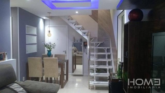 Cobertura com 2 dormitórios à venda, 125 m² por R$ 600.000 - Pechincha - Rio de Janeiro/RJ - Foto 10