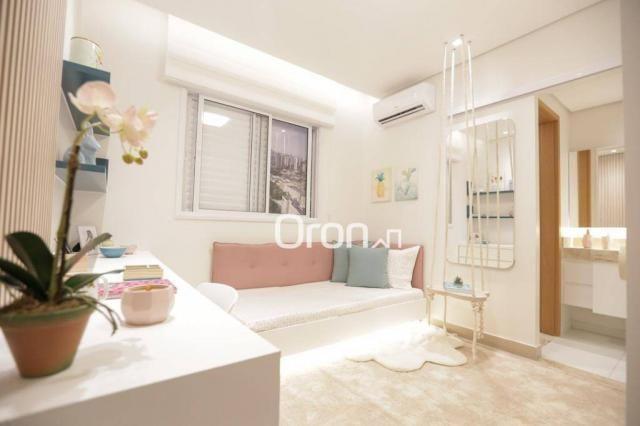 Apartamento à venda, 64 m² por R$ 301.000,00 - Setor Bueno - Goiânia/GO - Foto 7