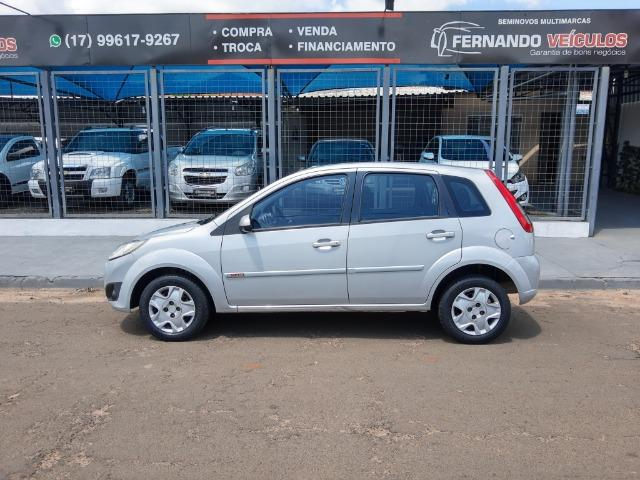 Ford fiesta hatch 1.6 flex completo!!! - Foto 4