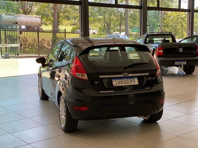 Ford Fiesta 1.6 ha titanium 2015 única dona - Foto 4