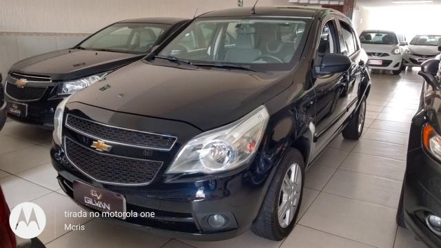 AGILE 2010/2011 1.4 MPFI LTZ 8V FLEX 4P MANUAL