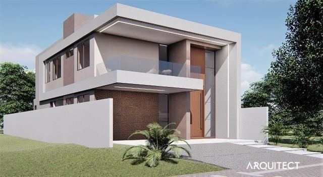 Casa no Condomínio Alphaville _4 dormitórios // #suíte master