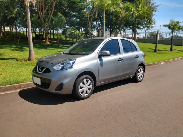 Nissan march S 2016 65 mil km