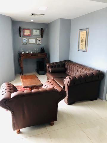 Sala mobiliada internet sem fiador e pagar e entrar r$ 999,0 coworking - Foto 10