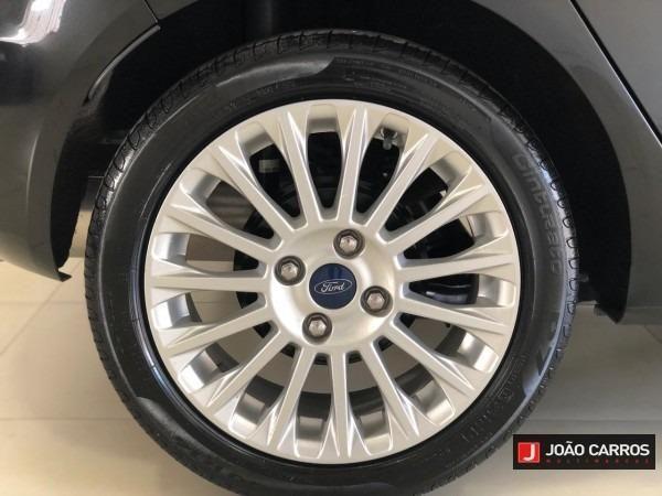 Ford Fiesta 1.6 ha titanium 2015 única dona - Foto 9
