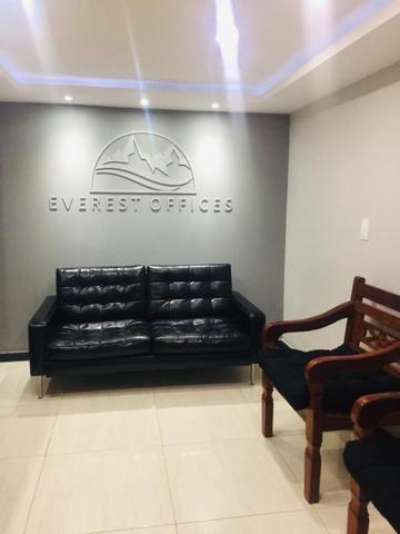 Sala mobiliada internet sem fiador e pagar e entrar r$ 999,0 coworking - Foto 14