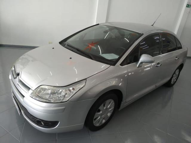 CITROEN C4 PALLAS EXCLUSIVE 2.0 AUTOMATICO