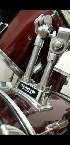 Bateria peace com pedal duplo (vendo ou troco por mtb aro 29 ou speed) - Foto 2