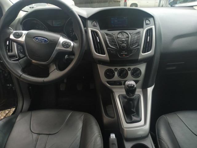 Ford FOCUS sedan s 1.6 mec flex 2014 - Foto 6