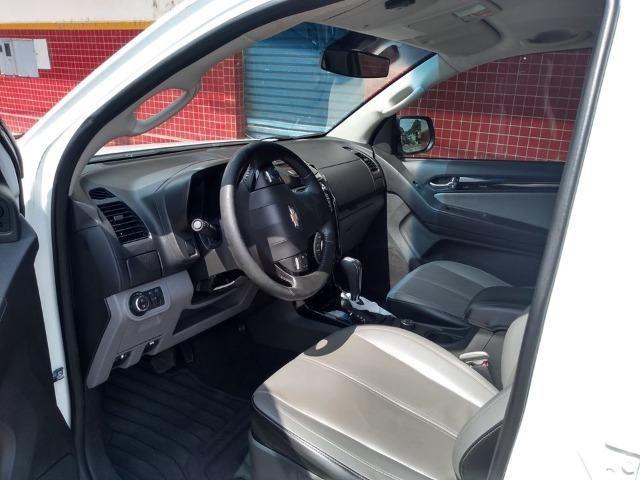 Vendo S10 LTZ Diesel 15/15 Único Dono - Foto 5