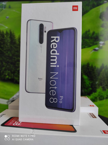 Redmi Note 8 Pro 128 Presentão.. NOVO × LACRADO  COM GARANTIA e entrega hj