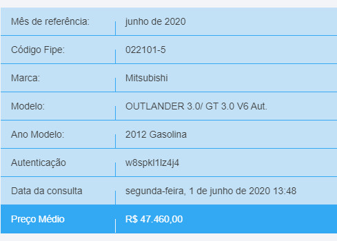 Mitsubishi Outlander 2012 GT 3.0 4x4 Autom. C/ Teto Couro Mídia R 48.999,99 Ipva Pago - Foto 20