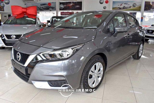 Nissan New Versa Sense CVT 21/21