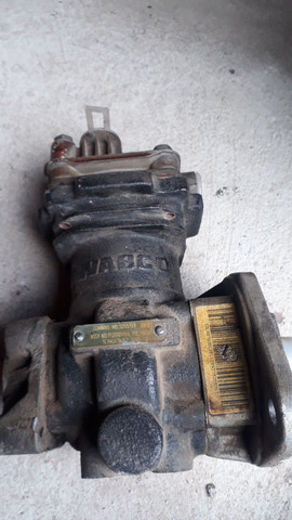 Compressor de ar de micro ônibus  - Foto 3