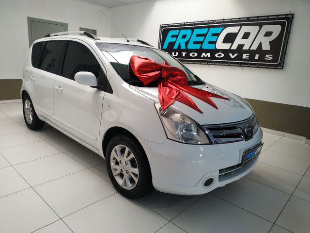 Livina s 2014 super inteira