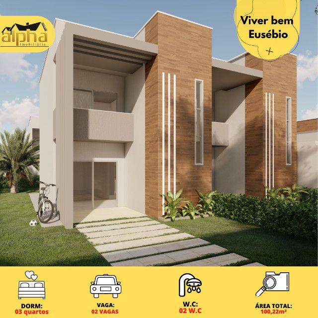 Oportunidade!!! Casa duplex no Eusébio casa duplex 3 quartos