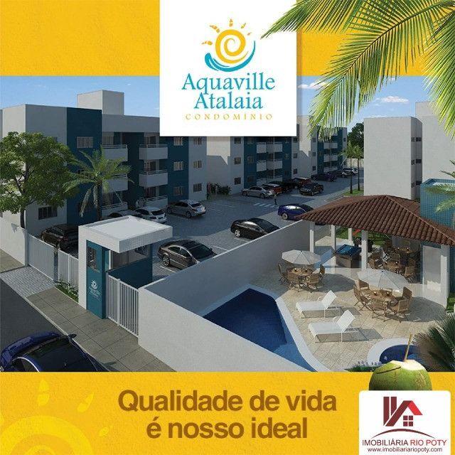 Aquaville/ Perto da Praia - Foto 11