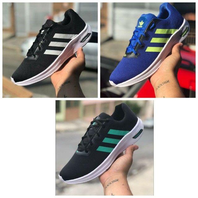 Promoção sapatênis Adidas e Tênis Adidas ( 115 com entrega) - Foto 4
