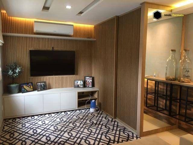 Apartamento Mobiliado com 3 suítes à venda, 142 m² por R$ 1.600.000 - Royal Park - Campo G - Foto 7