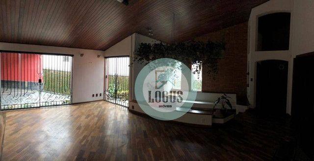 Casa com 4 dormitórios para alugar, 550 m² por R$ 9.000,00/mês - Santa Terezinha - São Ber - Foto 4