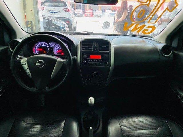 Nissan Versa Sl 1.6 2016 - Foto 9