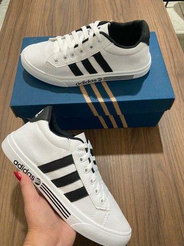 Promoção sapatênis Adidas e Tênis Adidas ( 115 com entrega) - Foto 3