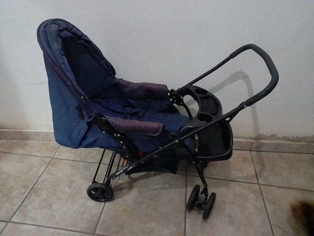 Carrinho de Bebê Dobrável - Foto 3