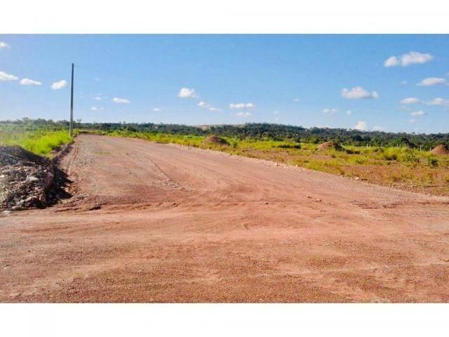 Loteamento/condomínio à venda em Recanto paiaguas, Cuiaba cod:23322 - Foto 5
