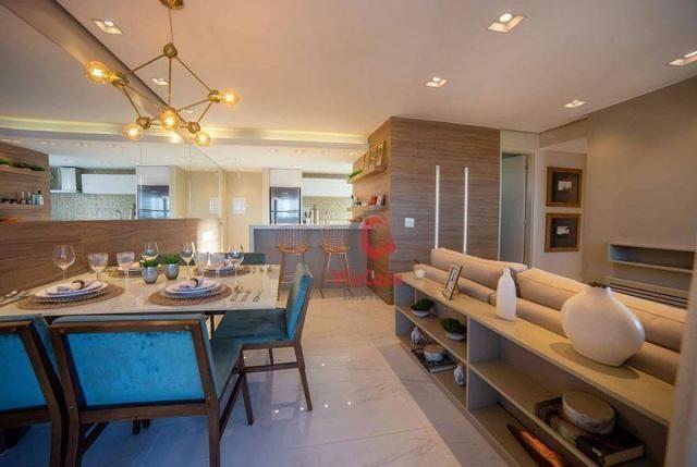 Apartamento com 2 dormitórios à venda, 63 m² por R$ 310.000,00 - Glória - Macaé/RJ - Foto 13