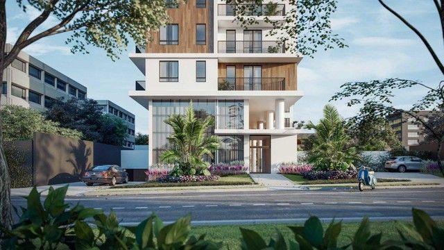 Apartamento Duplex com 1 dormitório à venda, 76 m² por R$ 610.123,79 - Rebouças - Curitiba - Foto 2