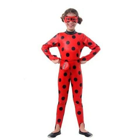 Fantasia Ladybug SulAmérica