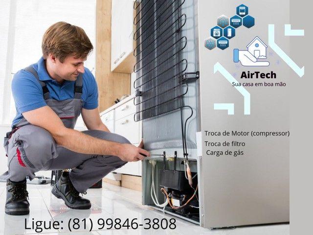 Conserto e manutenção de geladeira Frost Free  - Foto 2