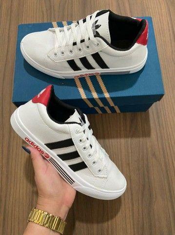 Promoção sapatênis Adidas e Tênis Adidas ( 115 com entrega) - Foto 2