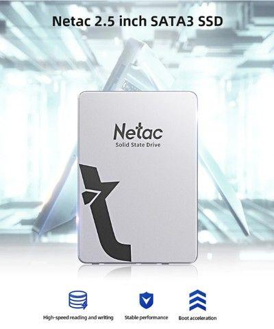ssd 512GB Netac - Novo - Foto 2