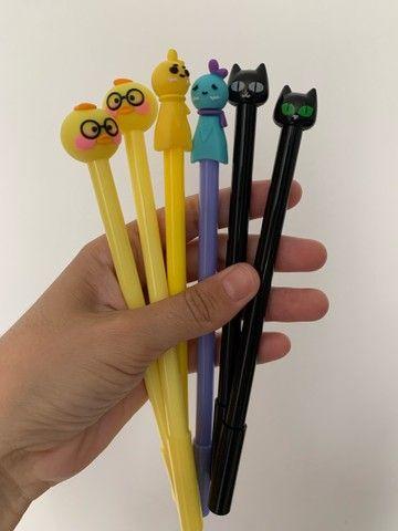 Kit de canetas em gel - Foto 3